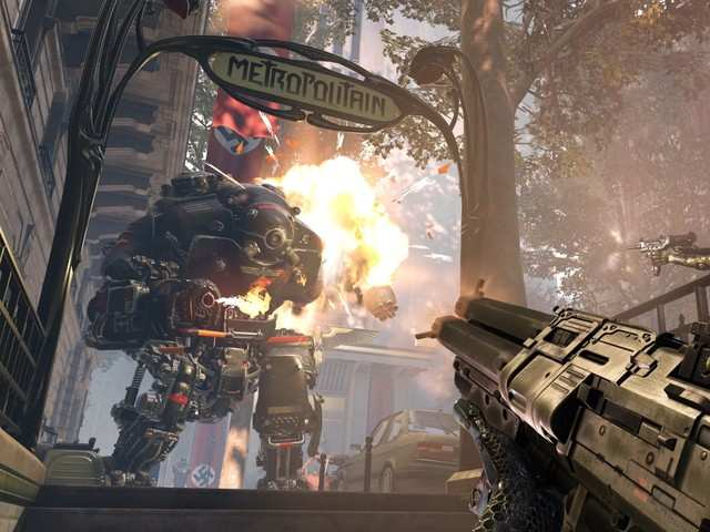 The new Wolfenstein game release date gets confirmed