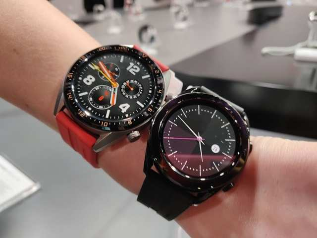 Huawei Watch GT Active Edition, GT Elegant Edition launched: How the two compare