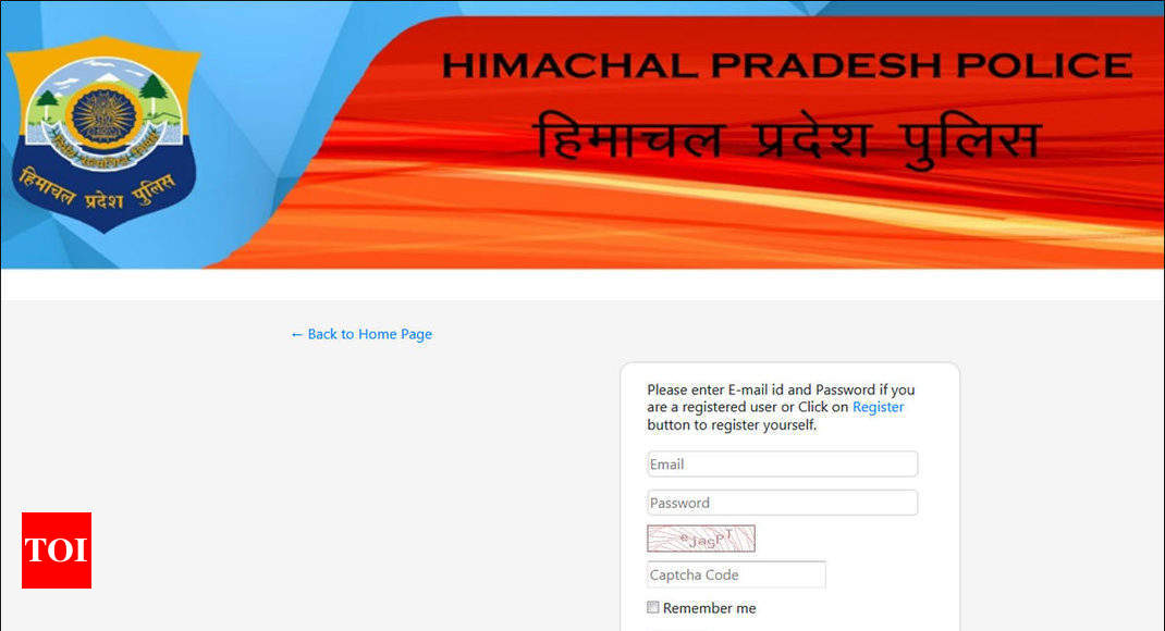 Himachal Police Constable Recruitment 2019: Link to apply for 1063