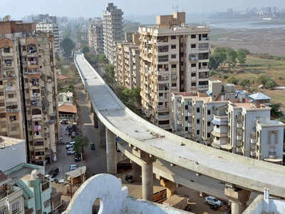 Over 100 High Rises Opt For Redevelopment In Surat Surat