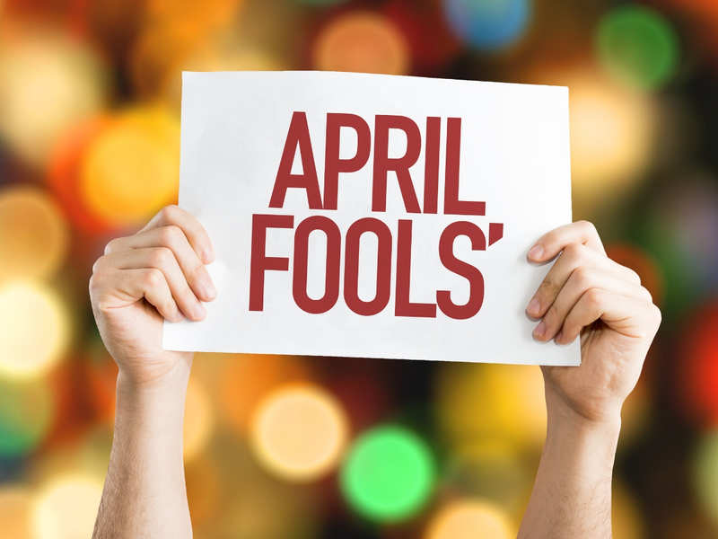 Happy April Fool's Day! Do you know how this day of pranks originated?