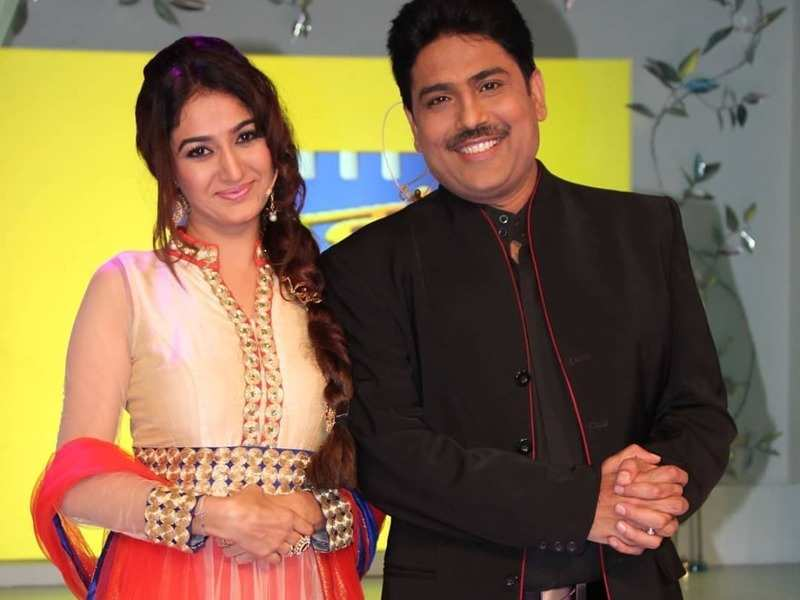 Taarak Mehta Ka Ooltah Chashmah's Shailesh Lodha wishes onscreen wife Anjali aka Neha Mehta on her birthday