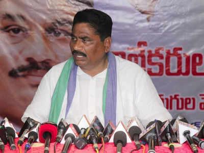 YSRCP loksabha candidate: Andhra Pradesh: CM is responsible