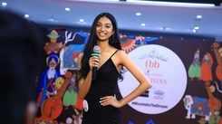 Della Desai's introduction at Miss India 2019 Gujarat auditions