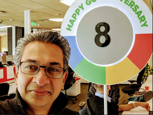 Google India's top executive Rajan Anandan quits; to join Sequoia