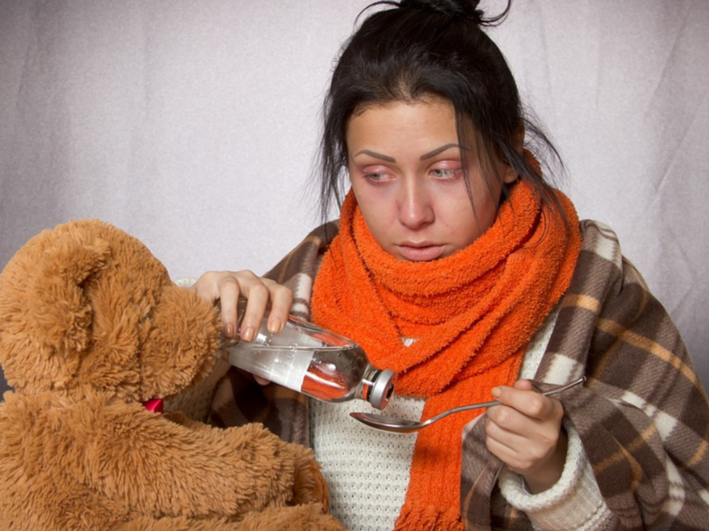 What to eat and what to avoid if you are suffering from sinus