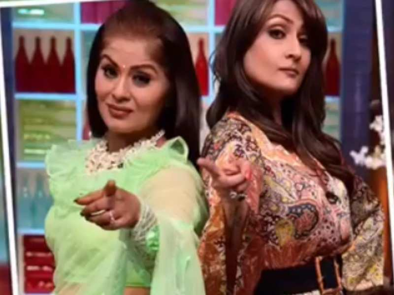 Watch: Urvashi Dholakia and Sudhaa Chandran to compete against each other in Kitchen Champions