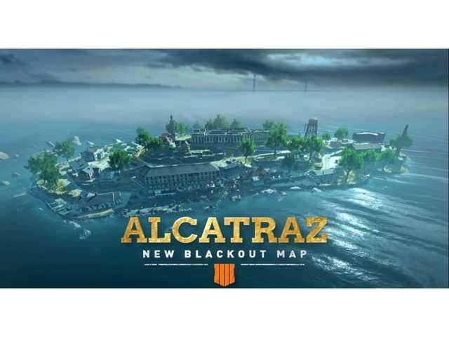 Call of Duty: Black Ops 4 Blackout gets a new 'Alcatraz' map