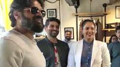 Celebs at lifestyle garage store inauguration in Mumbai
