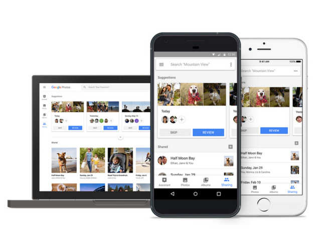 Google Photos may give you more file size sharing options in future, here's a proof