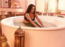 Bhojpuri actress Monalisa's looks sizzling as she poses in a bathtub