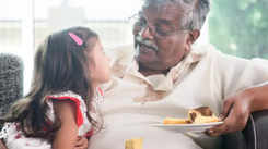 Why your child should grow up with grandparents!
