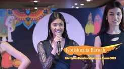 Jyotishmita Baruah's introduction at Miss India 2019 North East auditions