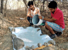 Aurangabadkars beat the heat with water bowl projects for animals