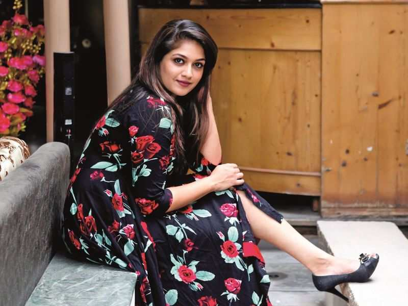 Meghana Raj Signs Her First Film After Her Wedding Kannada Movie News Times Of India