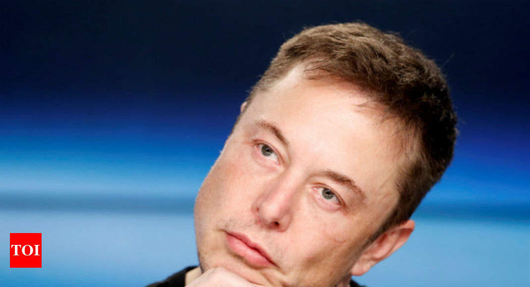 tesla share price  elon musk loses  1 billion in two