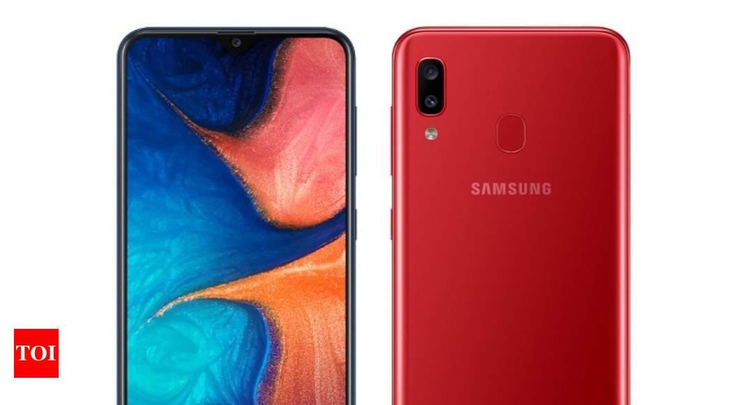 Samsung Galaxy A20 Samsung Galaxy A20 With Dual Rear