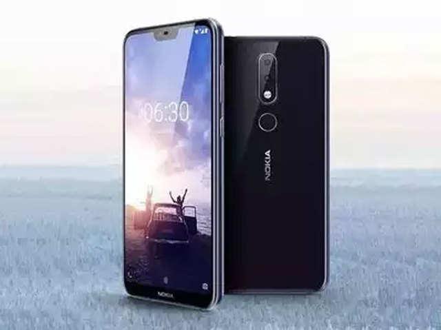 Nokia 6.1 Plus, Nokia 2.1 and Nokia 1 get price cut in India
