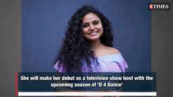 D5 Junior: Nayika Nayakan's Vincy Aloshious to host the show