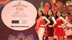 Unveiling of Miss India 2019 Jammu and Kashmir finalists