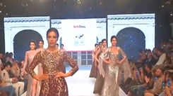 Flyola India presents Ashfaque Ahmed's collection at DTFW