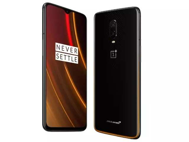 OnePlus 6T McLaren Edition is back on Amazon starting today