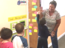 The unique way this teacher welcomes her students is going VIRAL