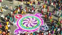 Gudi Padwa celebrations in Girgaon