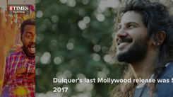 Dulquer announces the release date of Oru Yamandan Premakadha