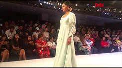 Niki Mahajan presents her collection 'Gulabo' at the DTFW