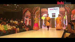 Gagan Kumar showcases his collection at the ongoing DTFW