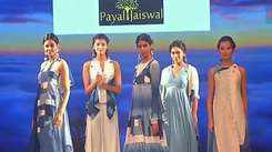 Take a look at the collections of Payal Jaiswal at DTFW