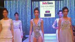 Neetu Singh presents her collection at DTFW
