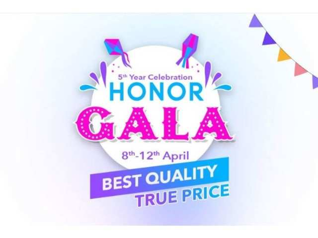 Honor Gala Festival: Honor 9N, Honor 10 Lite, Honor View 20 and other devices available on discount