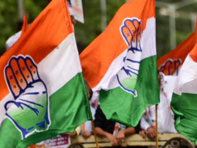 Congress demands ban on two TV channels for promoting BJP schemes