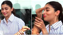 Alia Bhatt got irritated with her make-up artist and the reason is so relatable