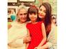 Aishwarya Rai Bachchan shares an adorable photo with Jaya Bachchan and daughter Aaradhya Bachchan