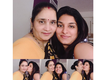 Pictures: Poonam Dubey's adorable selfies with her mother