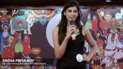 Sneha Priya Roy's introduction at Miss India 2019 Bihar auditions