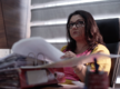 Sabyasachi and Mithu in a short film