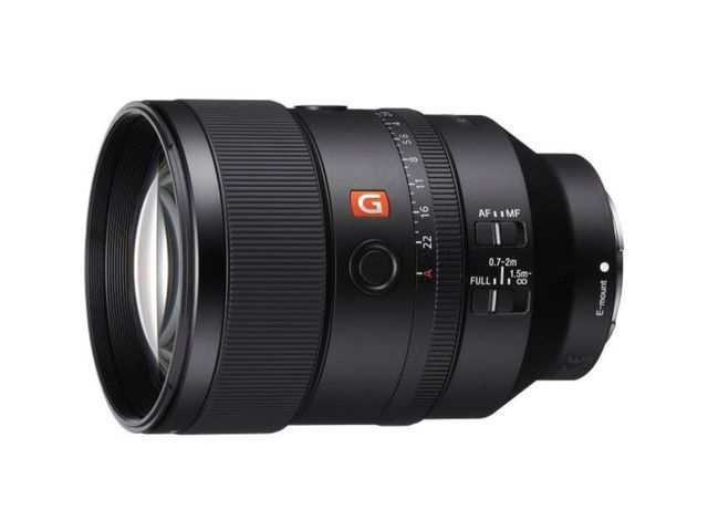 Sony announces the launch of F1.8 G Master Prime lens, priced at Rs 1,74,990