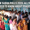 LS elections 2019: 91 seats in 18 states, 2 UTs go to polls in phase 1