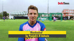 Jos Buttler: I've promised myself to never be Mankaded again