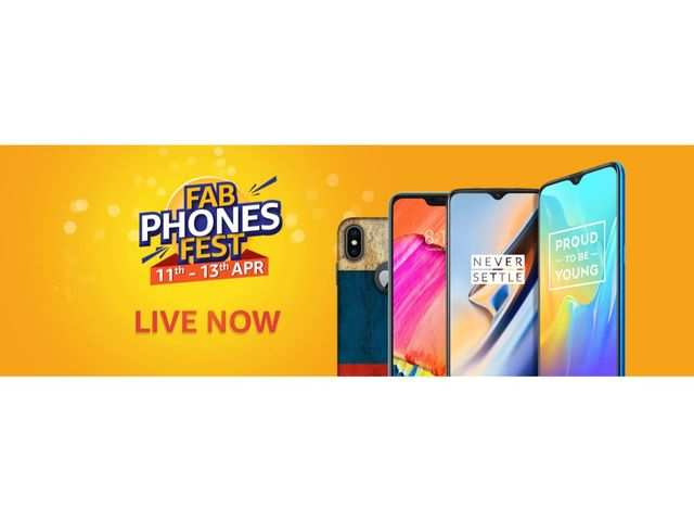 Amazon Fab Phones Fest: Discounts on mobile phone accessories from Realme, Xiaomi and more