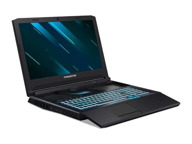 Acer launches Predator Helios 700 and Predator Helios 300 notebooks
