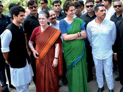 Sonia Gandhi assets up by 21% in 5 yrs, share in family property in