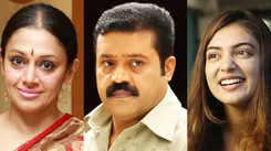 Nazriya, Shobana  and Suresh Gopi  to team up for Anoop Sathyan's debut directorial