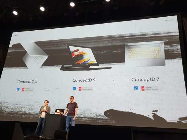 Acer announces new pro-grade lineup called ConceptD: Specs, pricing and more