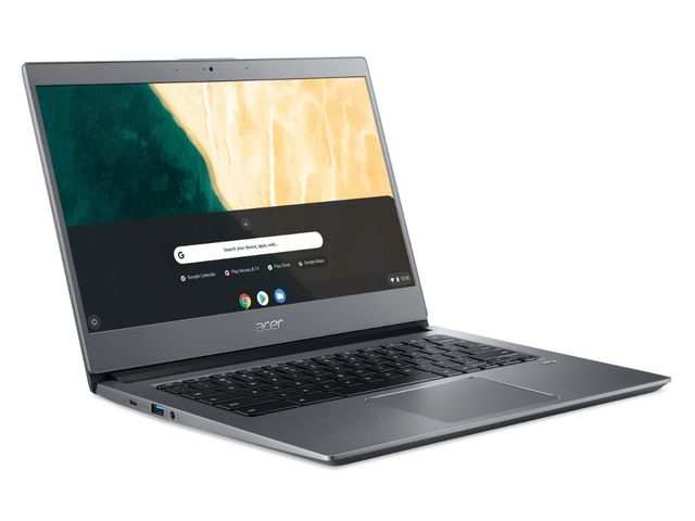 Acer Chromebook 715, 714 launched with eighth-generation Intel processors and fingerprint scanner