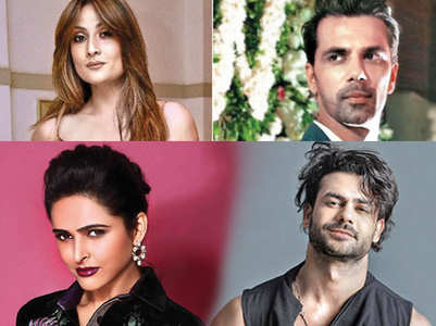 Are these exes coming together for 'Nach...'?